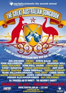 songbook flyer