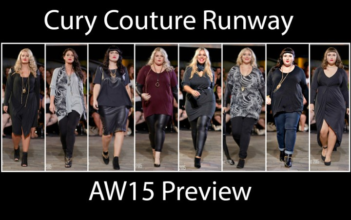 Curvy Couture Runway 2015