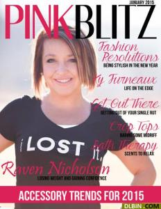 Read January's Edition Of PinkBlitz